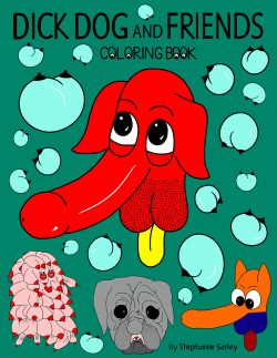 Dick Dog and Friends Coloring Book